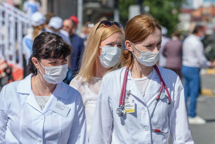 Во время пандемии Covid-19 в РТ в три раза меньше заражались другими инфекциями