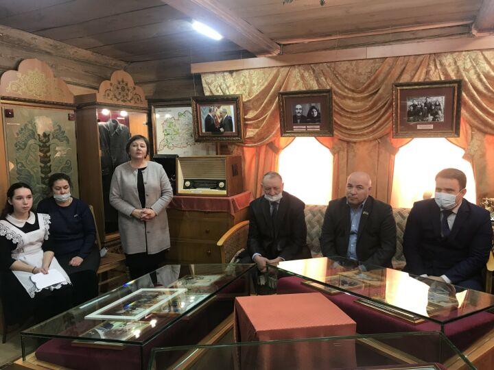 На малой родине Шаймиева в селе Аняково вспомнили яркие события из жизни земляка