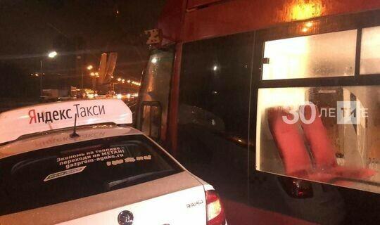 Во время рейда в Казани автоинспекторы поймали двоих нетрезвых таксистов