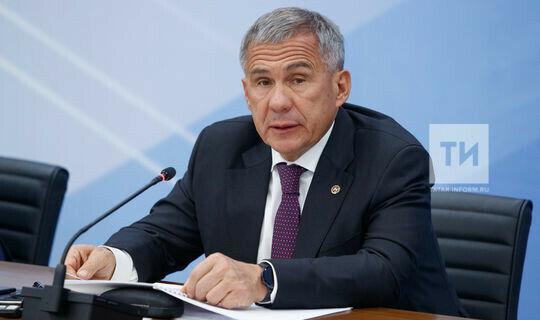 Минниханову расскажут о цифровых технологиях в строительстве, используемых в Татарстане