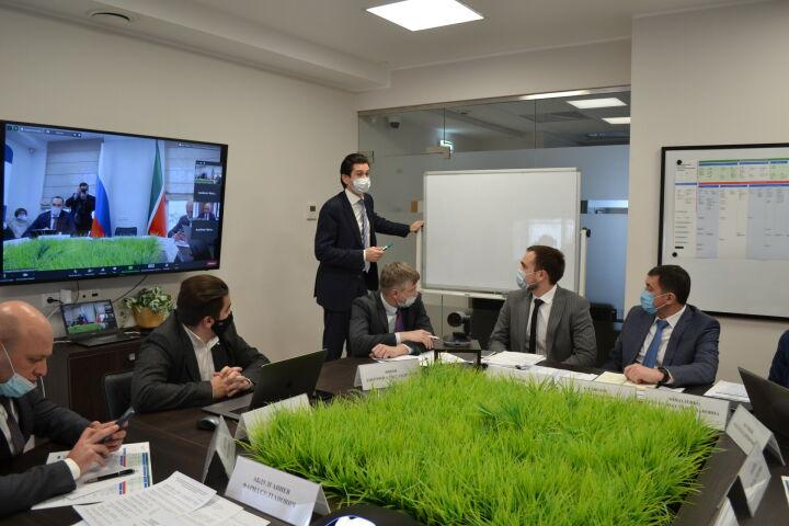 Абдулганиев предложил ориентироваться на китайский опыт интернет-торговли
