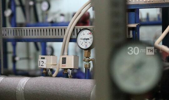 В Татарстане плата за отопление выросла из-за аномально холодной погоды декабря