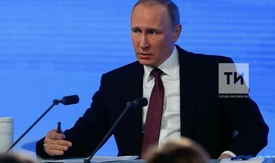Путин продлил договор СНВ-3 на пять лет