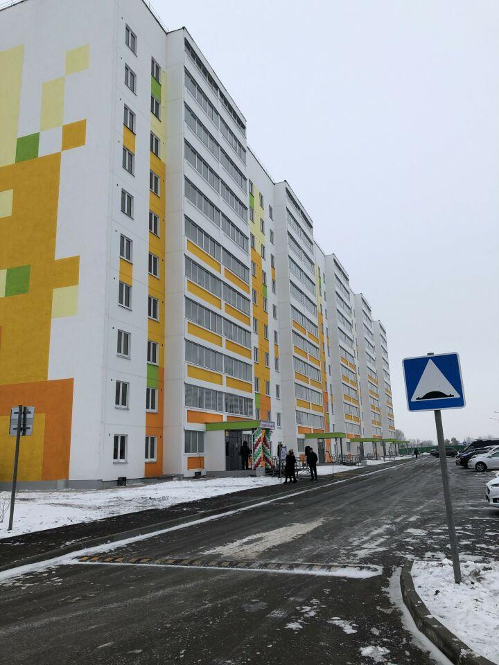 Обеспеченность жильем в Челнах по итогам года составила 24 кв. метра на человека