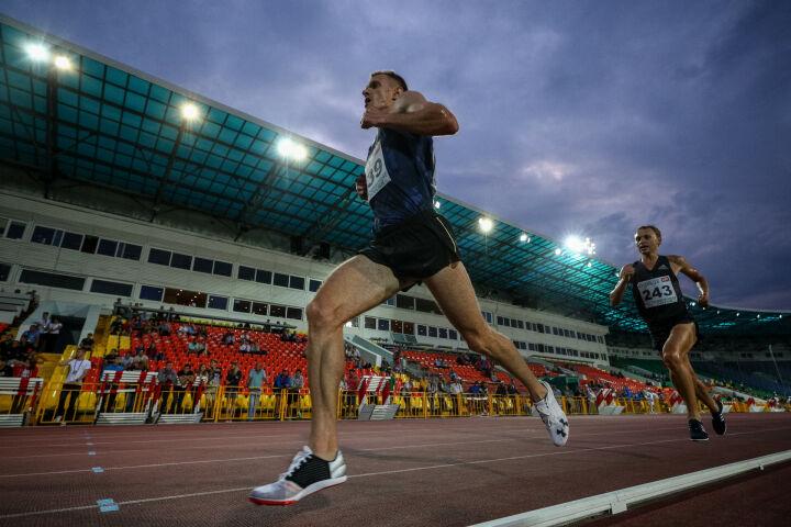 В России за 2020 год успели провести более 14 тыс. спортивных событий