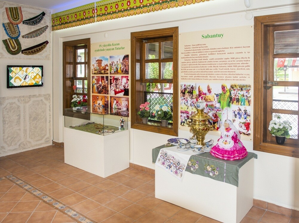 Елабужский музей-заповедник представил обновленные экспозиции в Турции