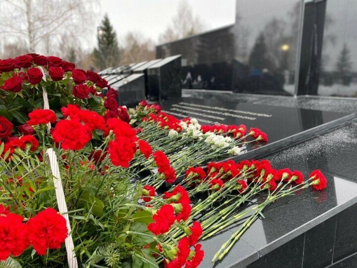 В Нижнекамске почтили память бойцов 80-го «татарского» лыжного батальона