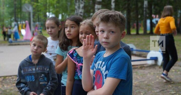 В 2020 году в лагерях Татарстана отдохнули почти 140 тыс. детей