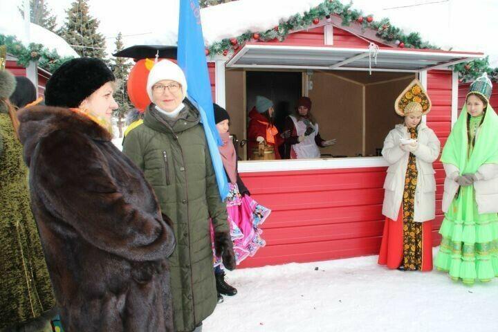 Жителей Елабуги приглашают на весенние народные ярмарки