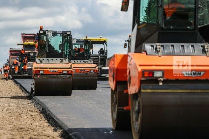 В Татарстане по нацпроекту за год отремонтируют 174 км дорог на 4 млрд рублей