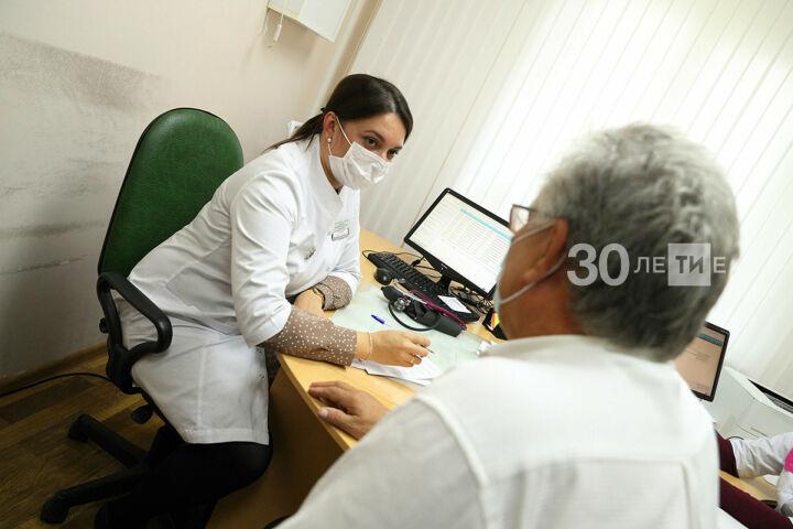 В этом сезоне впервые с момента открытия вируса гриппа в РТ им никто не заболел