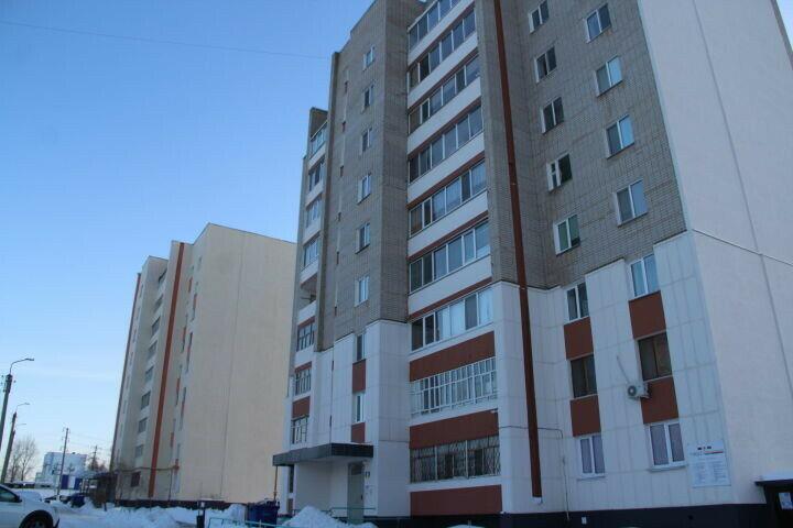 В Елабуге в 2021 году обновят фасады 12 домов