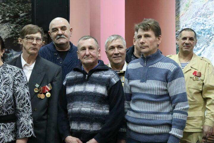 В Менделеевске на средства гранта открылся патриотический центр «Шурави»