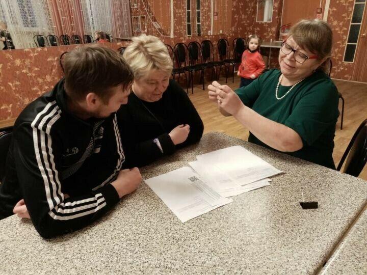 В Заинске открылся клуб общения для слабослышащих людей