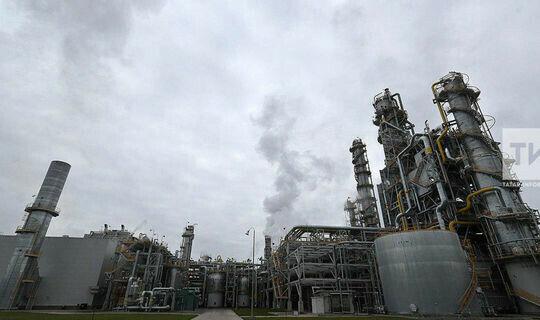 В Нижнекамском районе за пять лет объем выбросов предприятий сократился на 37%