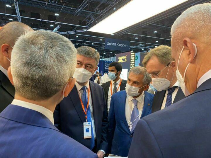 Минниханов и Бобожонов обсудили сотрудничество Узбекистана с КАМАЗом