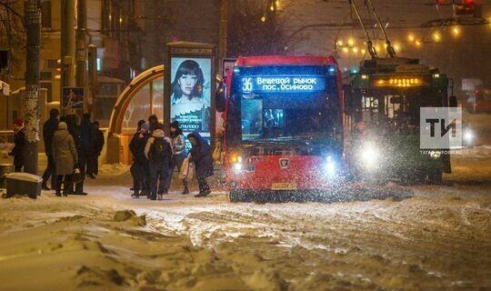 В Зеленодольске с 1 марта отменят льготы на проезд до Казани