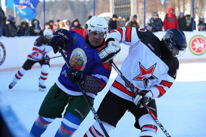 Хоккейная команда при казанском храме выиграла турнир «Кубок дружбы — Дуслык»