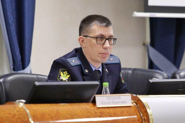 В 2020 году приставы изъяли более 700 запрещенных предметов в судах Татарстана