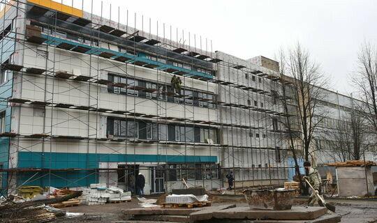 В Челнах построили и отремонтировали медицинские объекты на 3,2 млрд рублей