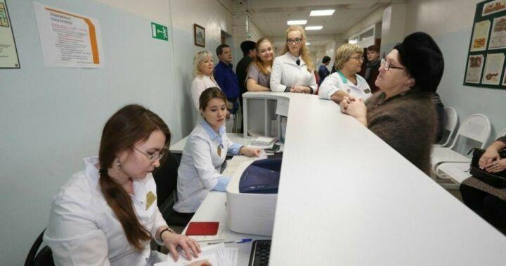 За прошлый год в Челнах диспансеризацию прошли 55 тыс. человек