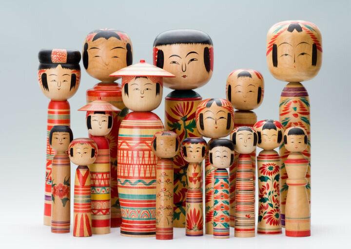 В Елабуге откроется выставка деревянных японских кукол