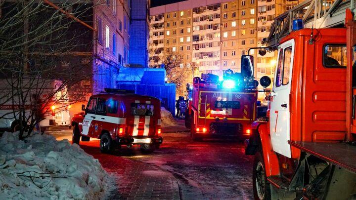Три четверти пожаров с начала года в Татарстане произошли в жилых домах
