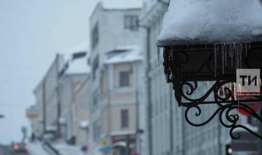 Потепление вновь придет в Татарстан во вторник