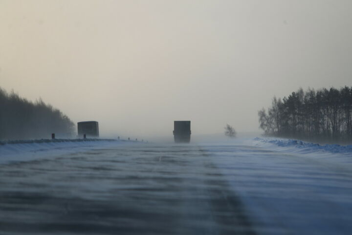 Татарстанцев ожидают метель и до 32 градусов мороза