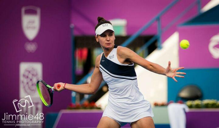 Кудерметова второй раз подряд проиграла стартовый матч на теннисном турнире