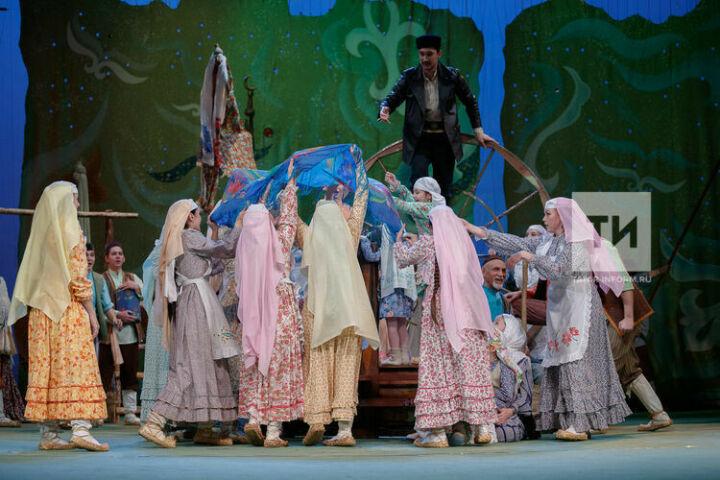 Театр Камала покажет «Голубую шаль» под аккомпанемент обновленного оркестра