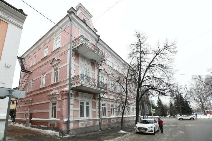 В Казани идет капремонт самого первого городского детсада