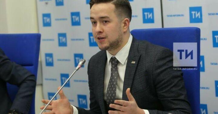 Руфат Киямов во второй раз стал президентом «Лиги студентов» Татарстана