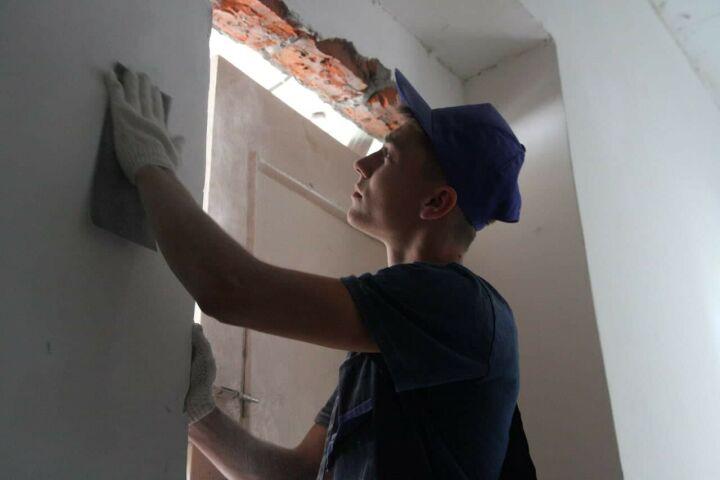 На средства бюджета Татарстана за пять лет отремонтированы 76 соцучреждений