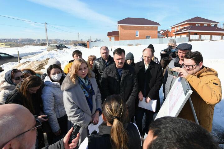 В казанском поселке Привольный начнется проектирование школы на 1224 места