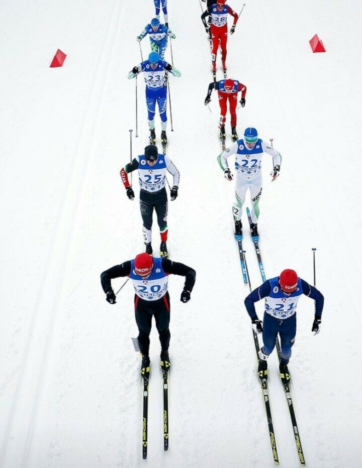 Татарстанские лыжники завоевали медали на Кубке России в Сыктывкаре
