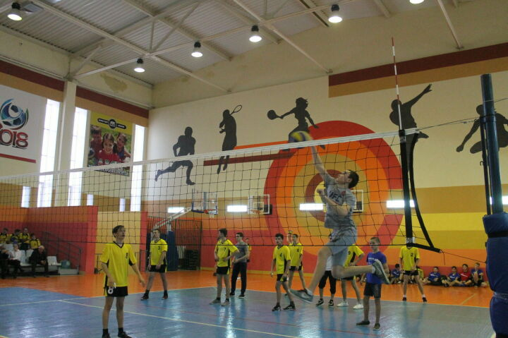 Волейболом в Татарстане регулярно занимаются 38 тысяч человек