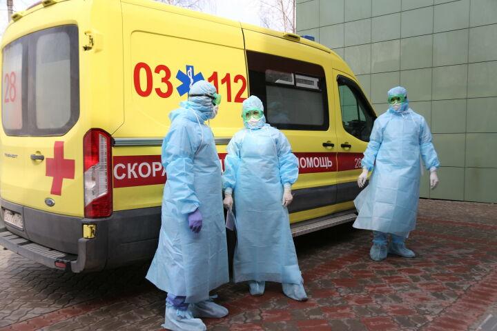 В Татарстане зарегистрировано 35 новых случаев Covid-19