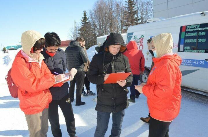 Жители Лаишева сдали «Тест для победы» и узнали свой ВИЧ-статус