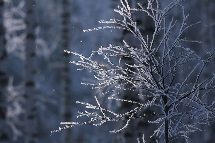 В Татарстане ожидается похолодание до 25 градусов мороза