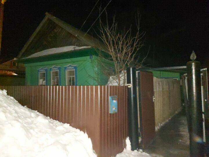 Пожилой татарстанец спасся из горящего жилого дома благодаря сигналу извещателя