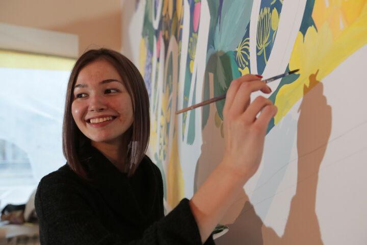 Челнинскую художницу пригласили принять участие в конкурсе в Болгарии