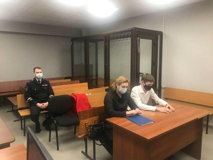 Оштрафовали казанца, напавшего на сотрудника ДПС во время несогласованной акции