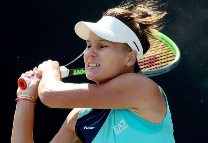 Вероника Кудерметова вышла в финал теннисного турнира в США