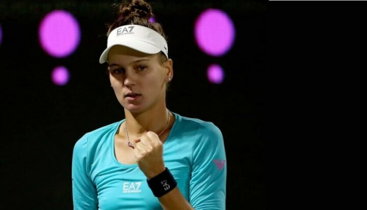Кудерметова во второй раз в 2021 году вышла в полуфинал теннисного турнира WTA