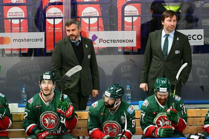 Дмитрий Квартальнов:Пока не получаются домашние игры