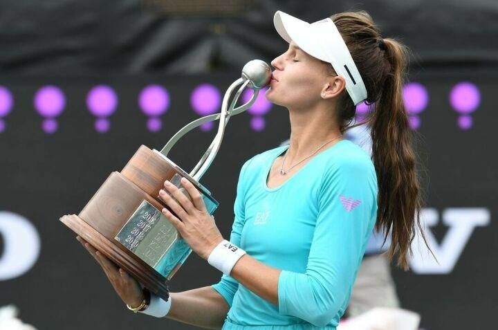Вероника Кудерметова выиграла свой первый в карьере турнир WTA