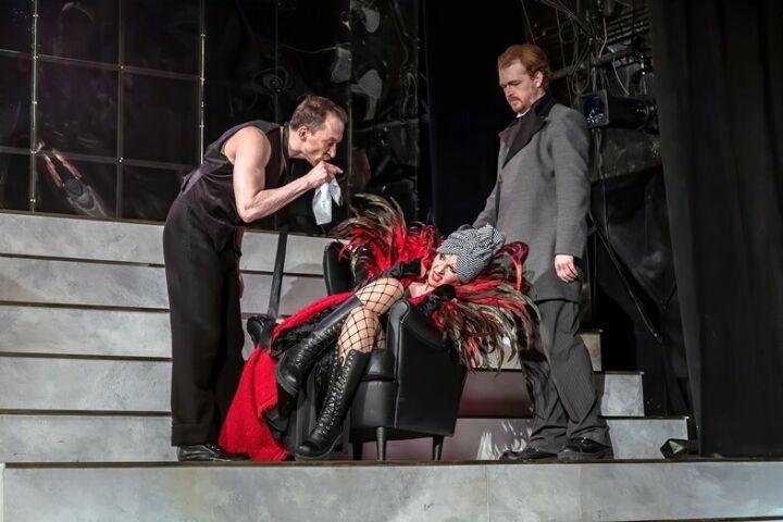 В «Мастеровых» определились с первым спектаклем, который покажут в новом театре