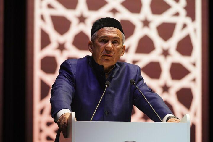 Минниханов: Впереди празднование 1100-летия принятия ислама