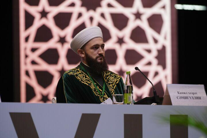 Камиль Самигуллин переизбран муфтием Татарстана